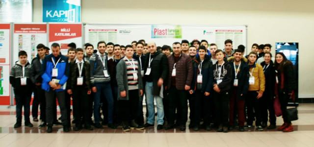 Plast Eurasia İstanbul 2018 Fuarı