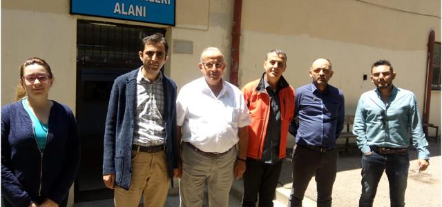 23 Mayıs 2018 Gazi Anadolu Teknik Meslek Lisesi Toplantısı